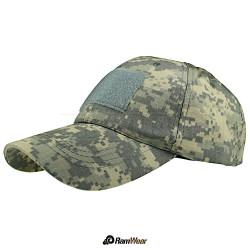 RamWear Tactical-MilitaryCap-703 ACU, kšiltovka