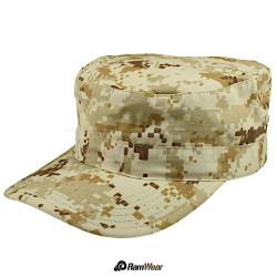 RamWear Tactical-ArmyCap-504 Digital, kšiltovka