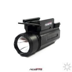 NICOARMS FLASHDAY-422 LED taktická svítilna