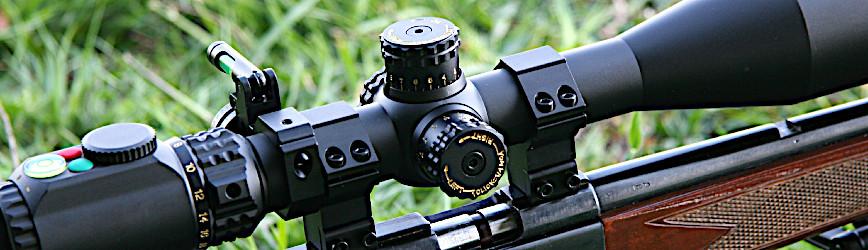 High Power Tactical Green Laser Sight Rifle Dot Scope incl Rail Mounts Battery